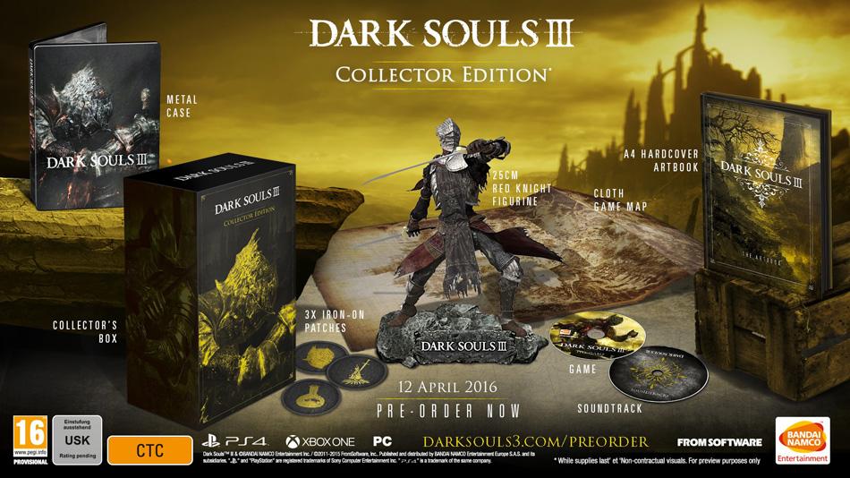 Dark Souls 3 ce