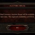 Diablo 3 – reálne peniaze v aukcii od piatku