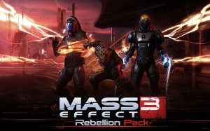 Mass Effect 3 Rebellion Pack