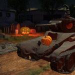 Hra War Thunder si na Halloween pripravila čarodejnícky kotol