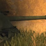 MMO World of Tanks klope na dvere